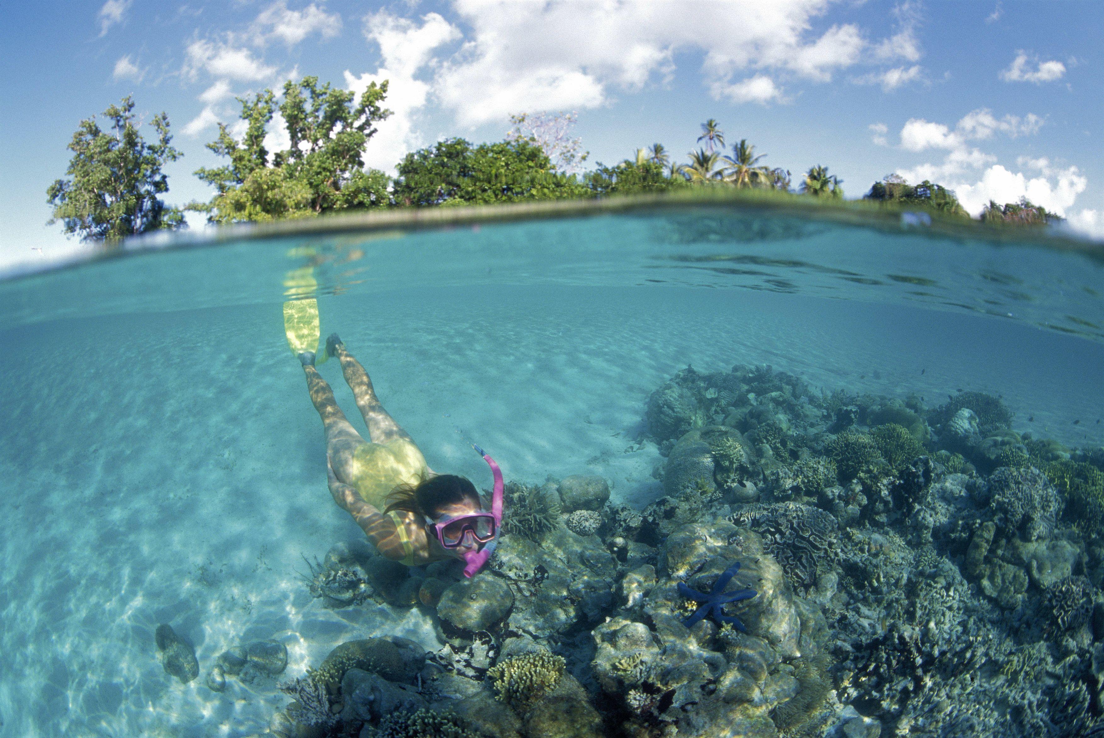 图集 | 所罗门群岛:南太平洋最原始的潜水天堂