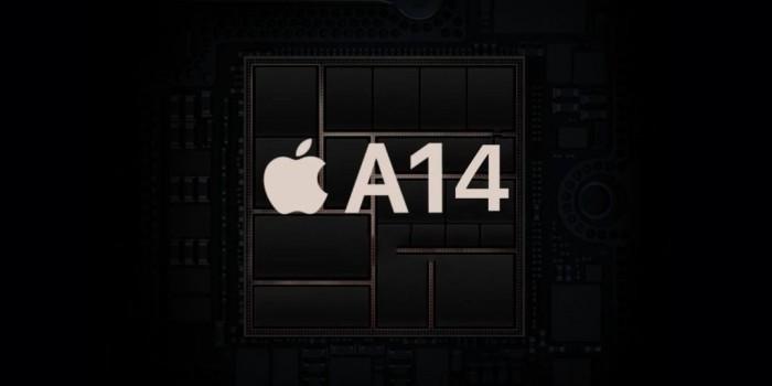 iPhone12A14芯片性能匹敌15英寸MacBookPro?