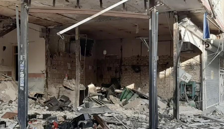 皇冠app下载:伊朗德黑兰省西南部一电池厂发生爆炸 一人殒命 第1张