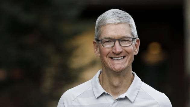 """7.75亿元""""金手铐""""!苹果砸重金挽留库克!"""