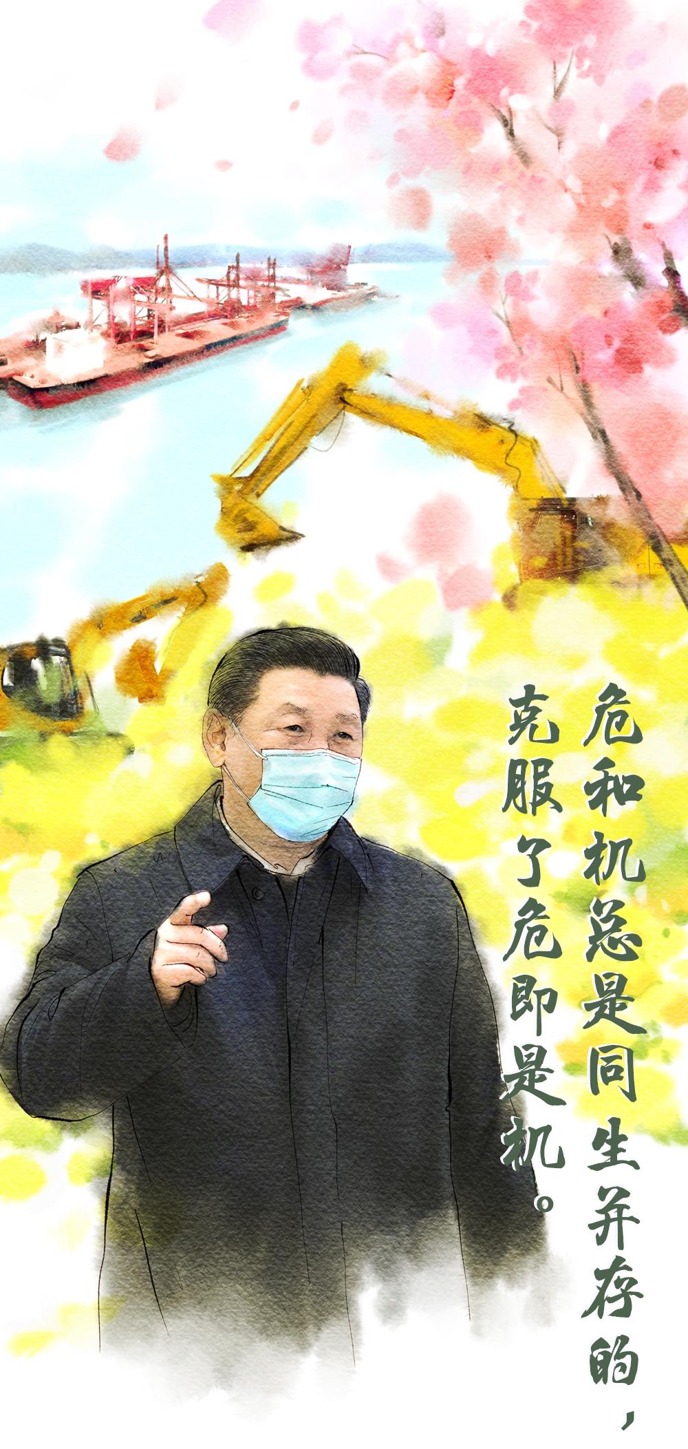 【绘心绘语】春意浓,之江又传新语