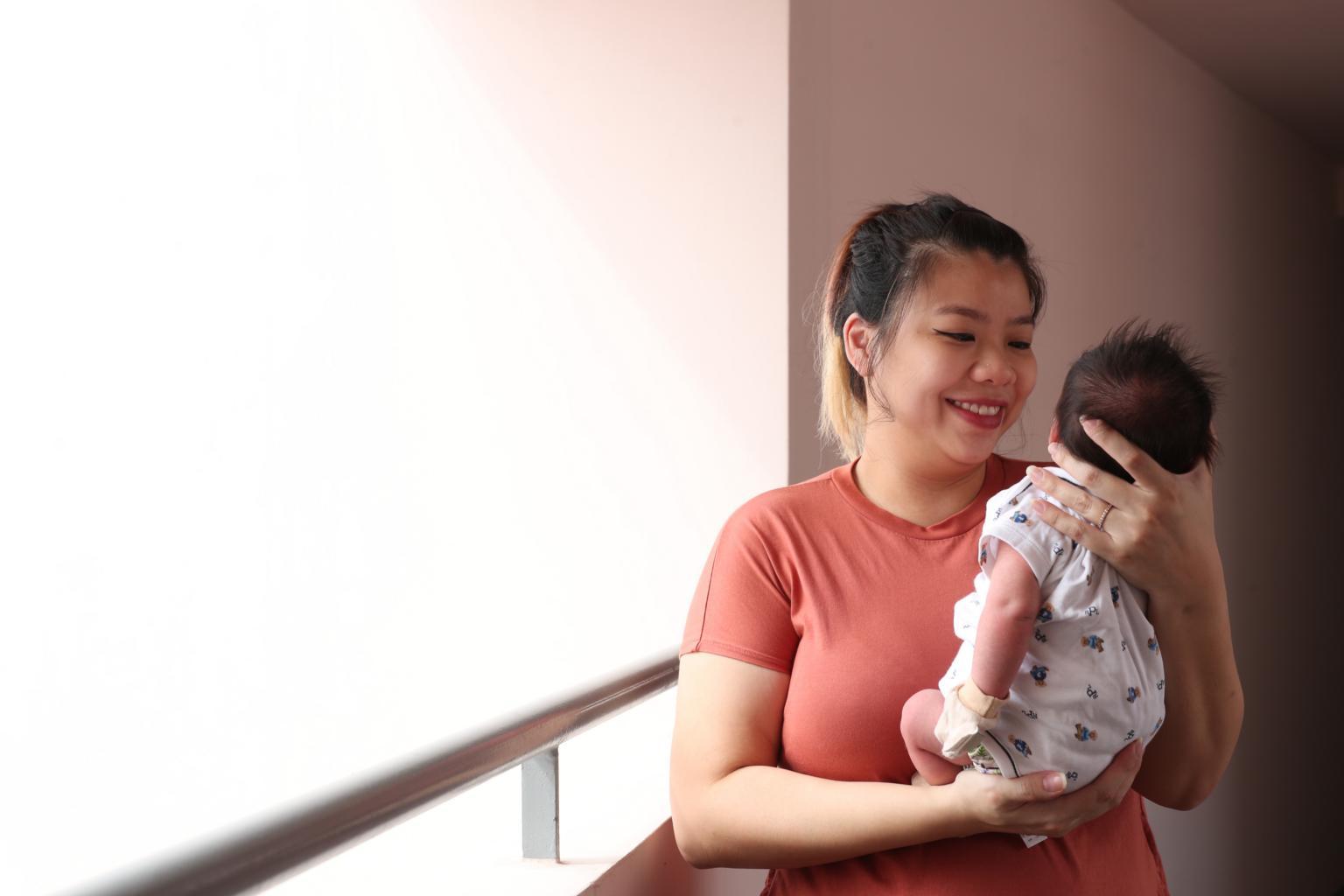 电银付加盟(dianyinzhifu.com):新加坡一孕妇熏染新冠 新生男婴自带抗体 第1张