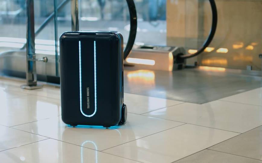 IBM日本公司和合作伙伴正在开发一种新的手提箱形状的机器人