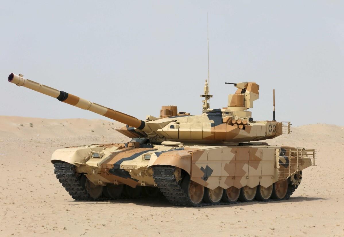俄专家披露最新版T-90坦克性能称论性价比只有中国VT4能比