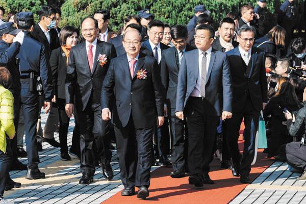 蔡英文又向立法机构伸黑手台湾沉沦无下限?