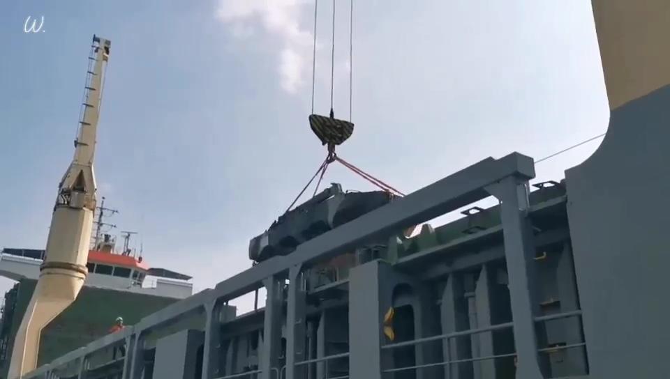 泰国购买我国产VN-1装甲车首批装备到货