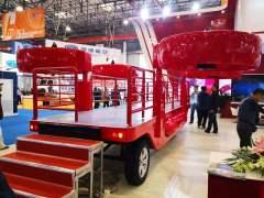 天津直博会上的无人机:超大型机和全自动停机坪抢眼
