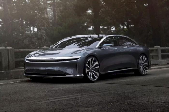LG Chem发布公告称成为Lucid的独家电动汽车电池供应商