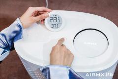 秒新AirWater新品加湿器发布流浪地球导演零薪酬代言