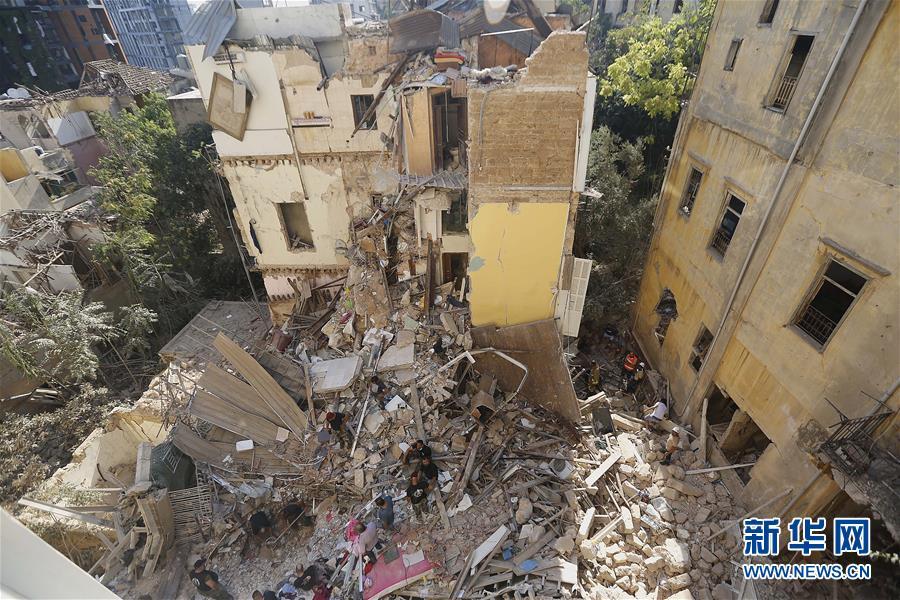 allbet gaming下载:黎巴嫩贝鲁特:爆炸事后 第16张