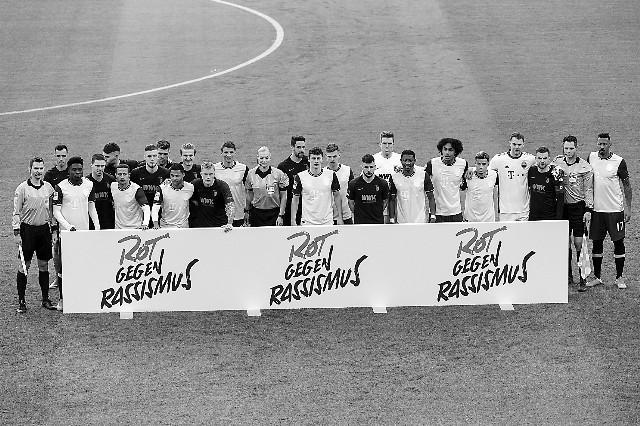 体育组织反种族歧视获肯定