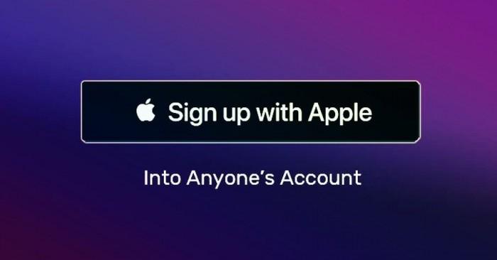 """""""登陆苹果账号""""被爆高危漏洞:可远程劫持任意用户帐号插图"""
