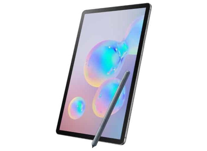 三星正在开发Galaxy Tab S7或Tab S20平板机型