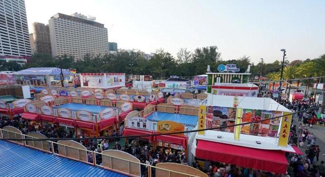 香港工展会迎来首个周末