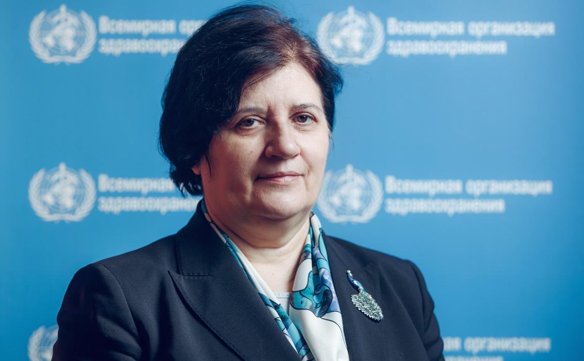 联博以太坊:世卫组织驻俄代表:俄罗斯疫情风险依然存在  第1张