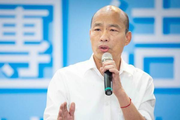 """""""罢韩""""团体指责韩国瑜防疫措施引""""深绿""""网友不满"""