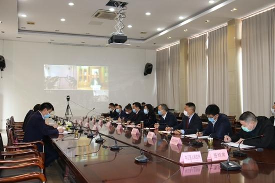中江线上签约30亿招商引资项目