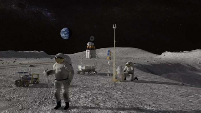 NASA:Artemis任务宇航员可能不会造访月球南极