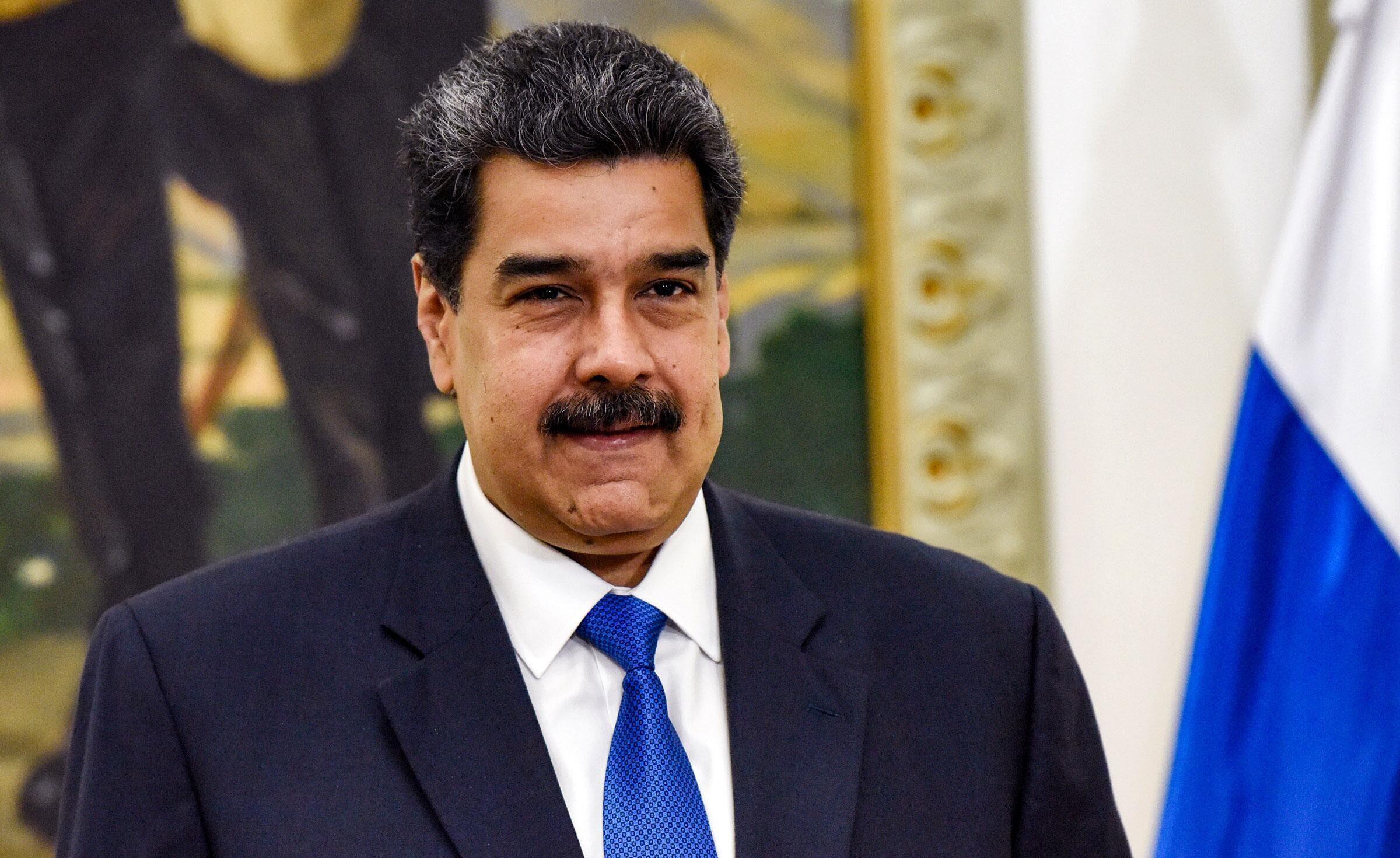 委内瑞拉总统马杜罗:祝特朗普早日康复 第2张