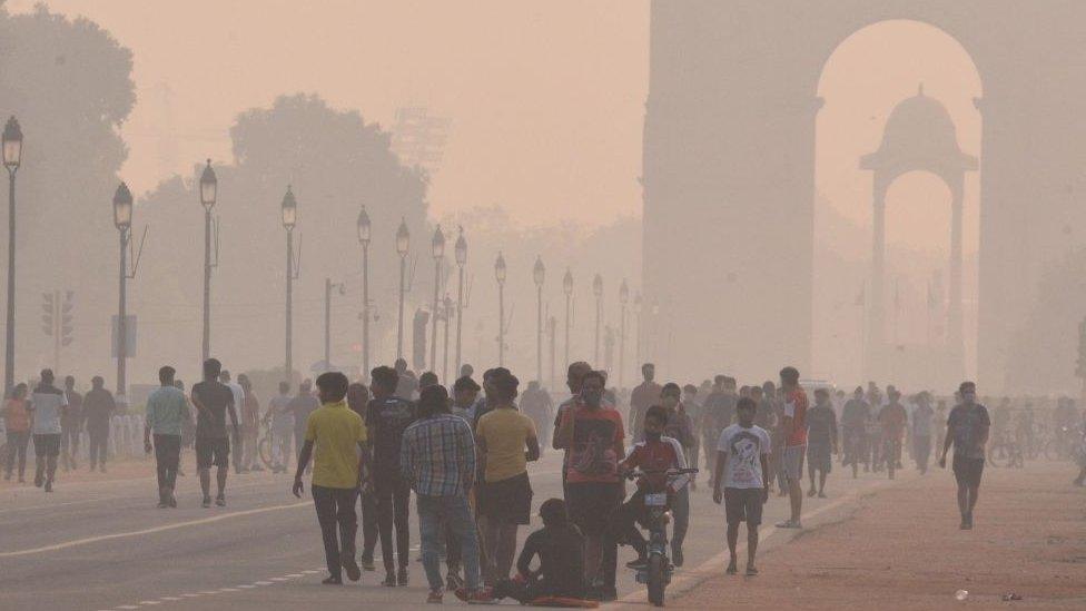 雪上加霜?英媒:印度必须减少污染,以避免新冠灾难!