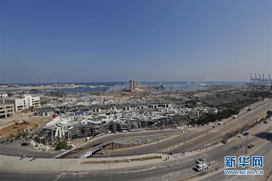 allbet gaming下载:黎巴嫩贝鲁特:爆炸事后 第14张