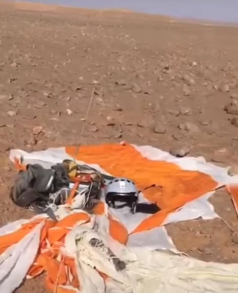 美媒:一架米格29战机在利比亚被击落 飞行员跳伞后说俄语