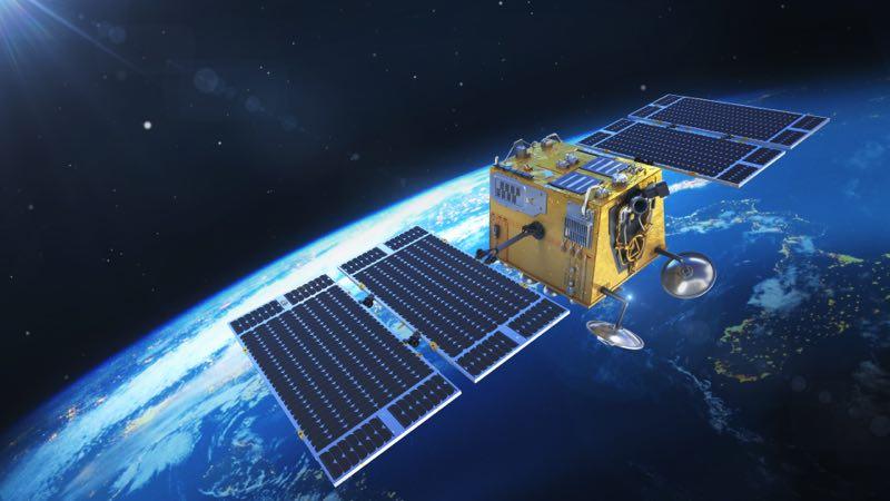 银河航天首发星在轨满月5G低轨宽带通信卫星测试成功 完成中国第一次低轨Q/V/Ka频段通信验证