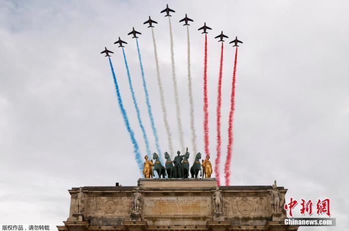 allbet注册:不一样的法国国庆仪式:无传统阅兵、医护代表受邀 第3张