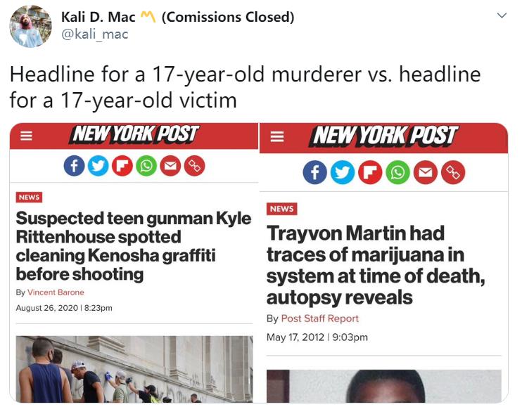 美国黑人终于体会到中国人对西方媒体的感受了