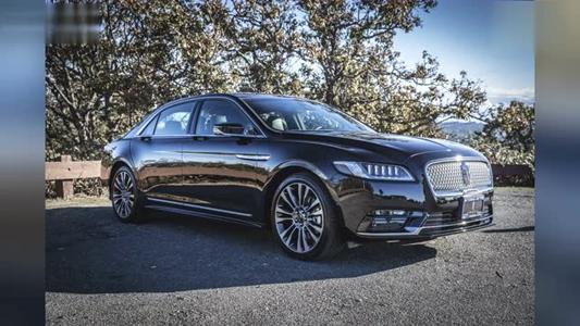 林肯再次宣布在美停产大陆汽车转向更赚钱的车型
