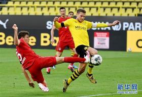 德甲:拜仁1-0胜多特蒙德