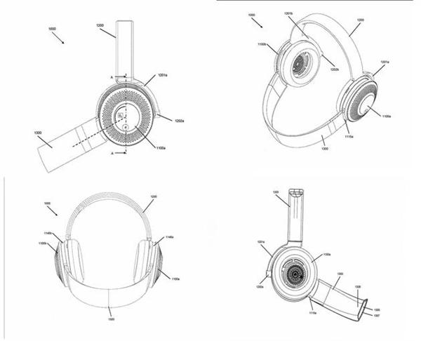 戴森全新净化器专利曝光:走到哪吸到哪可兼做耳机