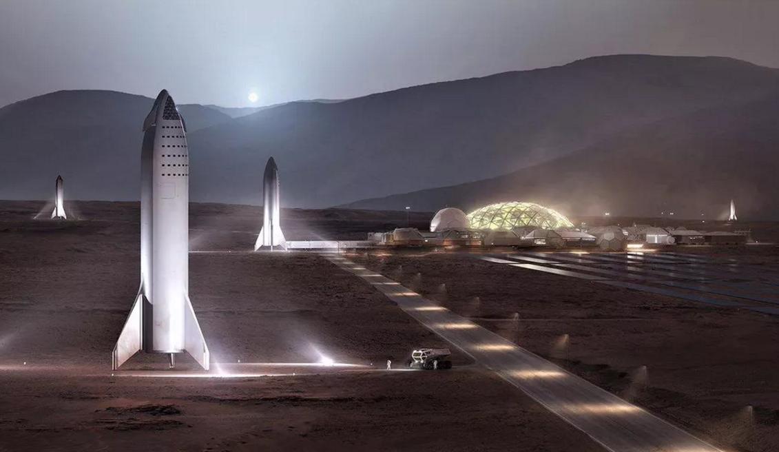 """外媒:目前火星上真实的生存环境是""""可怕""""的 仍然是一个大问题"""