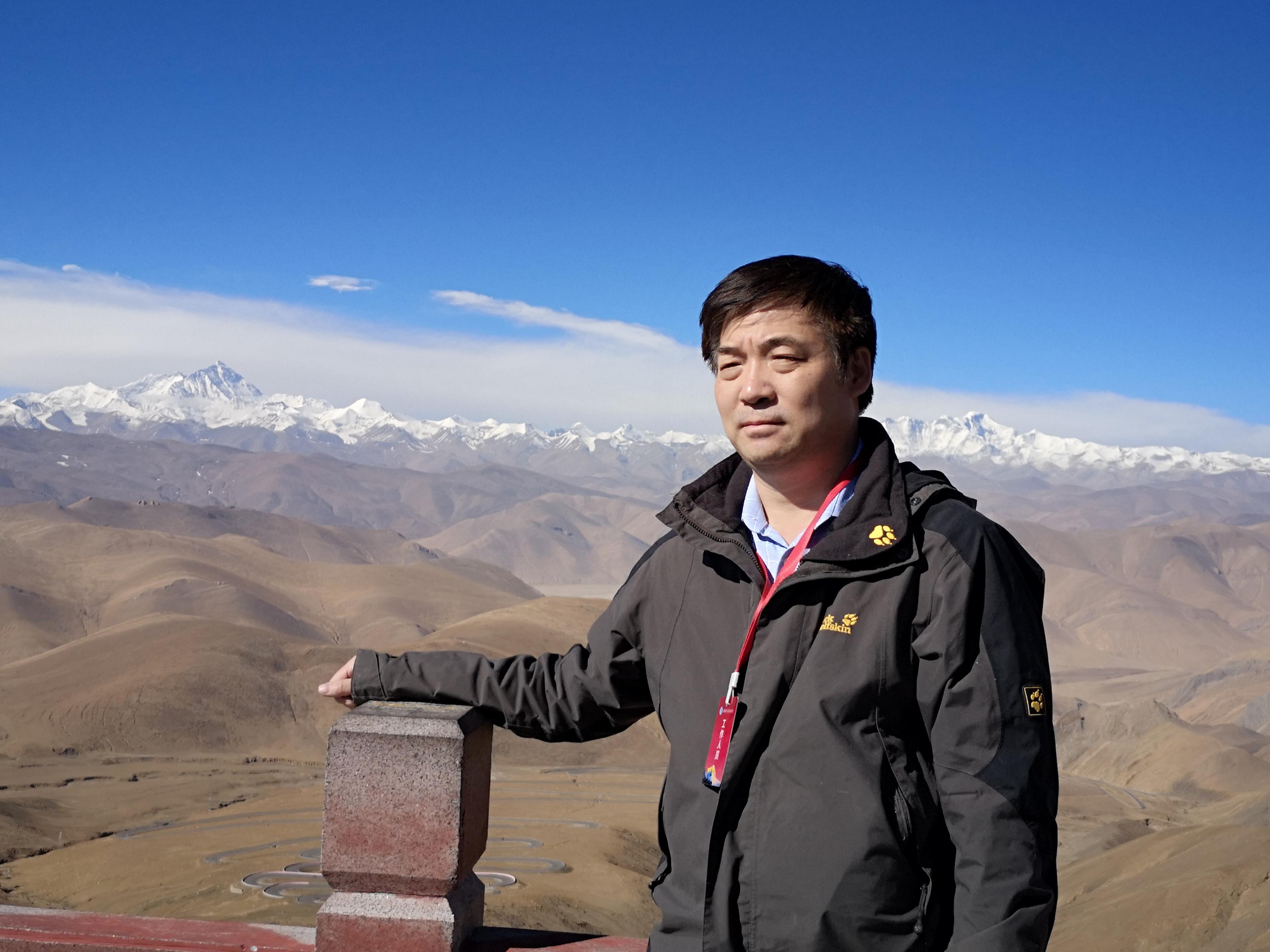 2020珠峰测量技术协调组组长:想对冲击珠峰的前辈说,我们今天不用再那么难了!