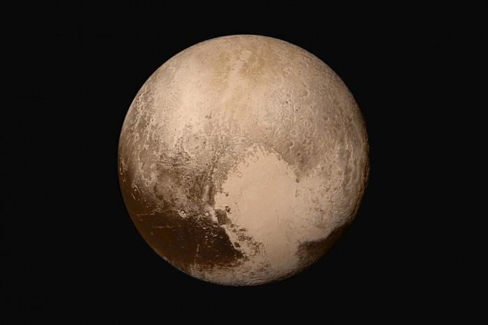 """研究揭示著名的""""冥王星之心""""如何产生风从而导致其明亮的表面变暗"""