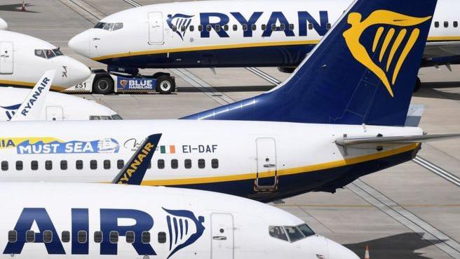 环球ug代理:欧洲最大廉航瑞安航空宣布 将削减9月和10月运力20% 第1张