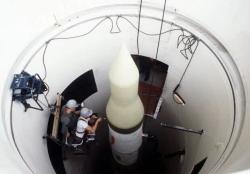 美国1750枚核弹头处于部署状态 大半藏在水下