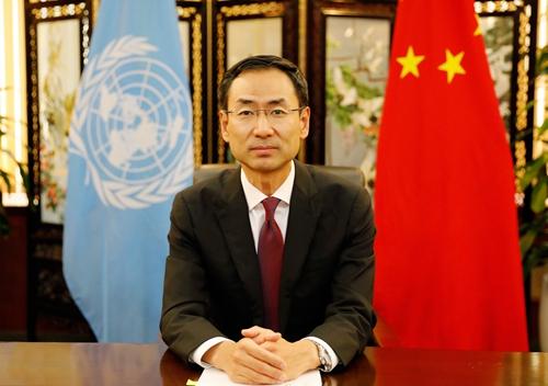 联博以太坊:耿爽大使出席安理会视频公开会