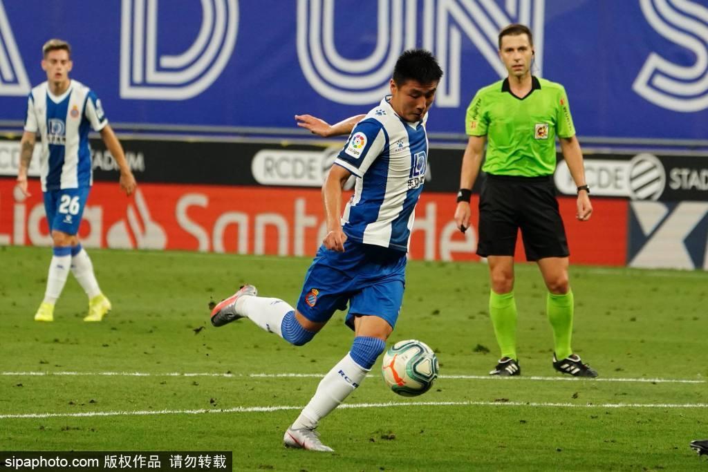 武磊确认留在西班牙人 下赛季征战西乙插图