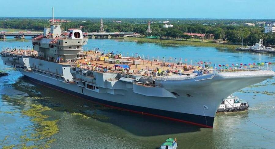 印度国产航母海试已推迟半年若疫情不减时间或更长