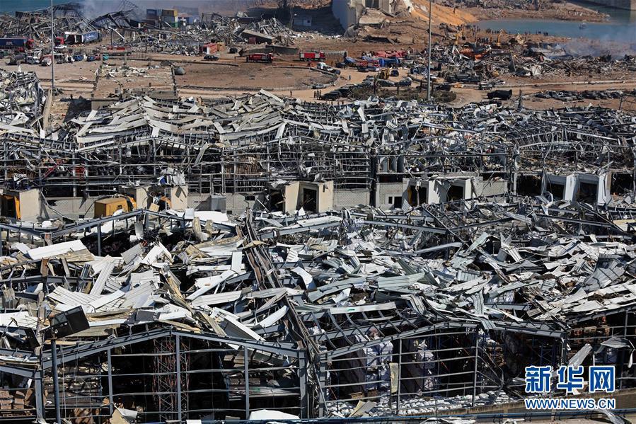 allbet gaming下载:黎巴嫩贝鲁特:爆炸事后 第1张