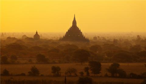 """缅甸:""""佛系旅行""""说走就走"""