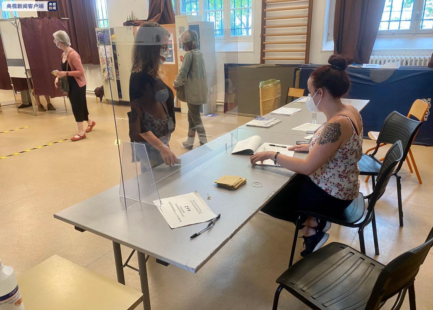 欧博allbet客户端:法国市镇选举第二轮开局投票率低迷 第3张