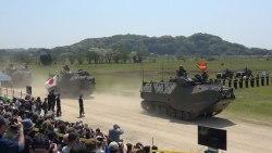 """强化""""夺岛""""战力日本举行最大规模水陆两栖登陆训练"""