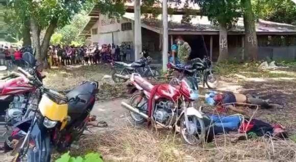菲律宾棉兰老岛警察与武装分子发生冲突 至少8人死亡