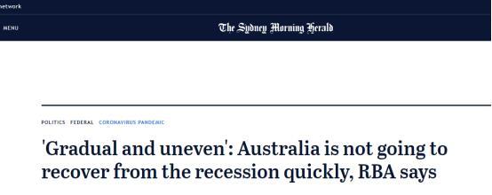 """澳大利亚驻美大使声称:澳准备负担""""抵制中国""""的经济价值 第3张"""