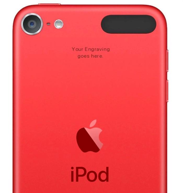 外媒报道:换新iPod产品将不再提供个性化激光镌刻服务