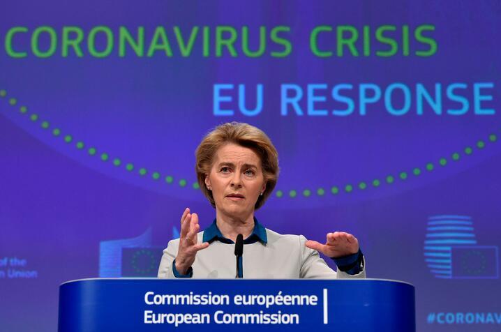 欧盟向意大利道歉 需要帮助的时候没有及时出现