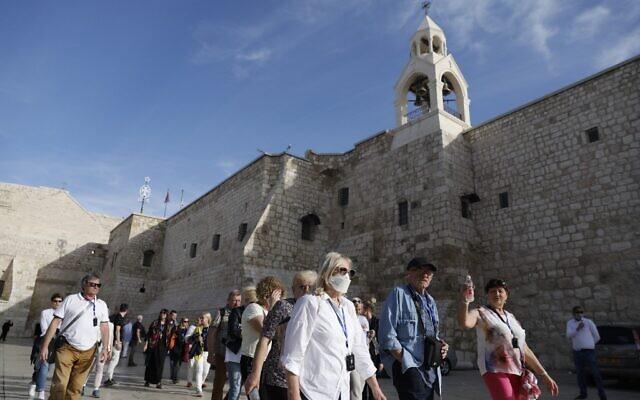 巴勒斯坦确诊首批7例新冠肺炎患者