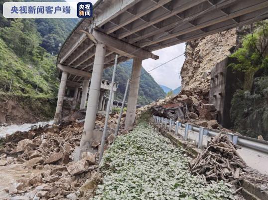 四川雅西高速斷道:小車繞行方案確定 將開展橋梁專業檢測評判